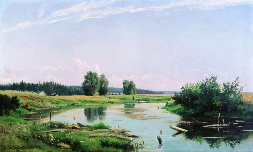 Russian Landscape Art. tibial physis. a10 world series.