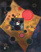 Kandinsky Accent in Pink, 1926, Musee National d