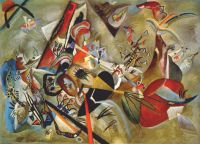 kandinsky_in_grey_1919 - Кандинский