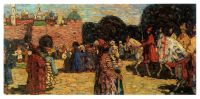 ls_Kandinsky_1904_Domingo (Rusia antigua) - Кандинский