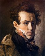 Kiprensky Orest Self portrait Sun - Кипренский