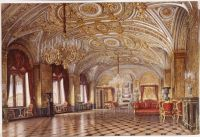 Interiors.of.the.Winter.Palace.The.Gold.Drawing-Room - Кольб