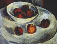 konchalovsky_peaches_1913 - Кончаловский