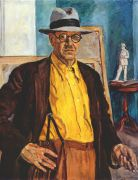 konchalovsky_self-portrait_1943 - Кончаловский