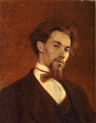 Kramskoi_Portrait_of_the_Artist_Konstantin_Savitsky - Крамской