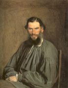 Portrait_of_the_Writer_Leo_Tolstoy - Крамской
