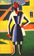 malevich_carpenter_1928-32 - Малевич