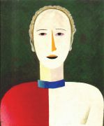 malevich_female_portrait_1928-32 - Малевич