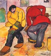 malevich_floor_polishers_1911-12 - Малевич
