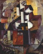malevich_musical_instrument_1913 - Малевич