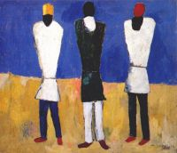 malevich_peasants_c1928-9 - Малевич