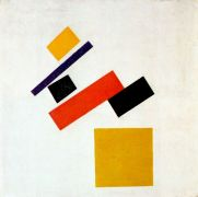 malevich_suprematism_1915 - Малевич