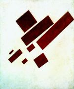 malevich_suprematist_painting_(8_red_rectangles)_1915 - Малевич