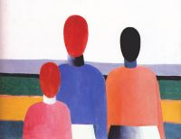 malevich_three_female_figures_c1928-32 - Малевич
