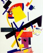 malevich_untitled_(suprematism)_1915 - Малевич