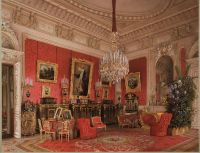 42.Premazzi.Luigi-Interiors.of.the.Winter.Palace.The.Study.of.Empress.Maria.Alexandrovna - Премацци