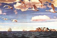 rylov_the_blue_expanse_1918 - Рылов