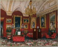 Interiors.of.the.Winter.Palace.The.Study.of.Grand.Princess.Maria.Alexandrovna - Ухтомский