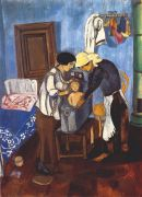 chagall_the_infant